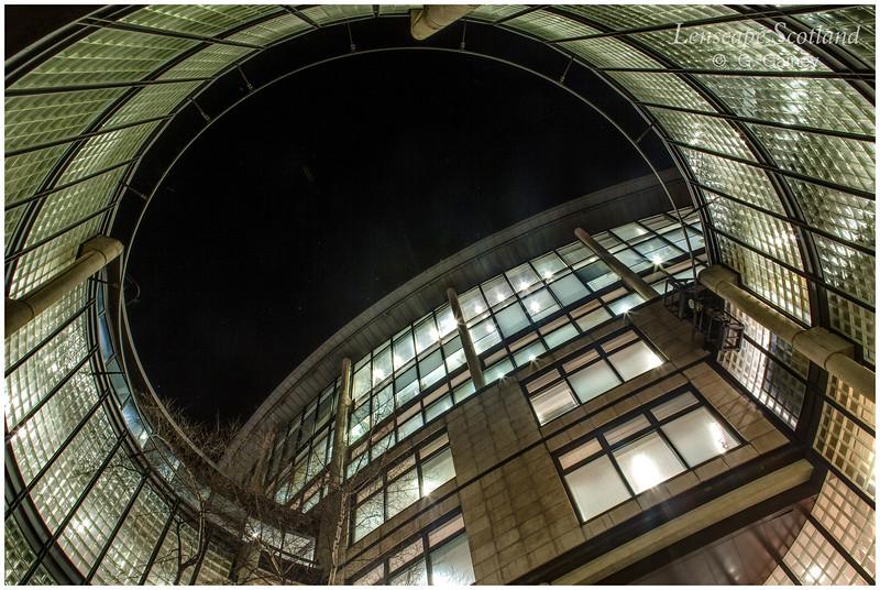 modern office architecture, Morrison Street, Edinburgh