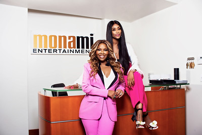 Mona Scott-Young & Tami Roman