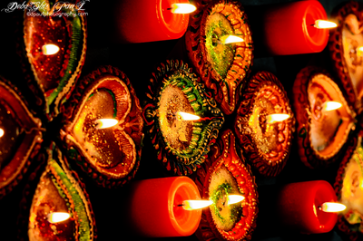 Festive of Light and Glory of Colors...  @ Deewali 2015