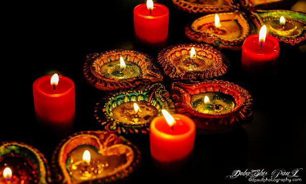 Festive of Light and Glory of Colors...  @ Deewali 2015
