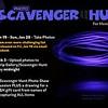Scavenger hunt 2018 1