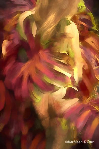 Painterly Nude