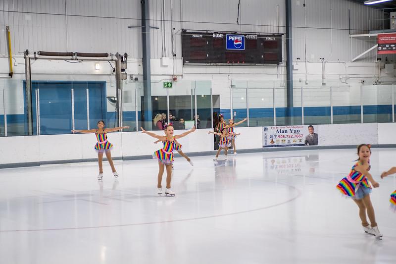 B2 Synchronized Skating Team