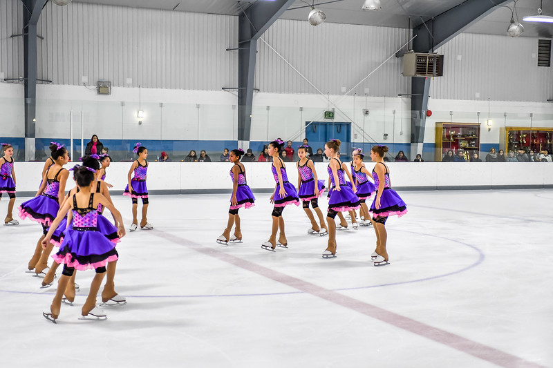 Elementary Synchronized Skating Team