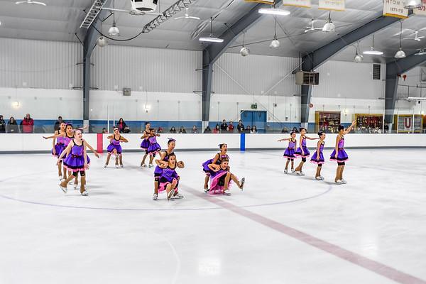 Elementary Synchronized Skating Team