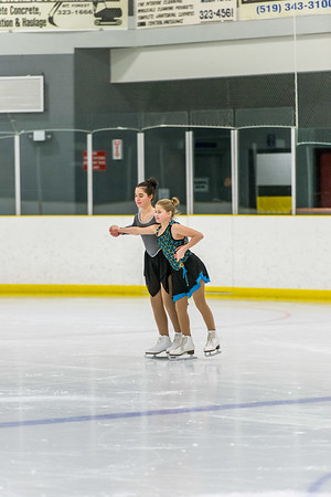 Carleigh and Brianna