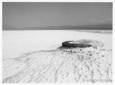 Lying 155 meters below sea level, lake Assal is the lowest point in Africa and the third lowest on Earth. Its water is also the saltiest in Africa. Temperature here can rise as high as 52°C.