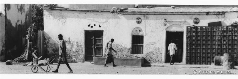 Street life in Tadjoura.