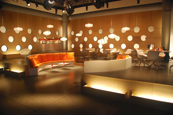 SET DESIGN | Photo From Set<br /> Television: Top Chef