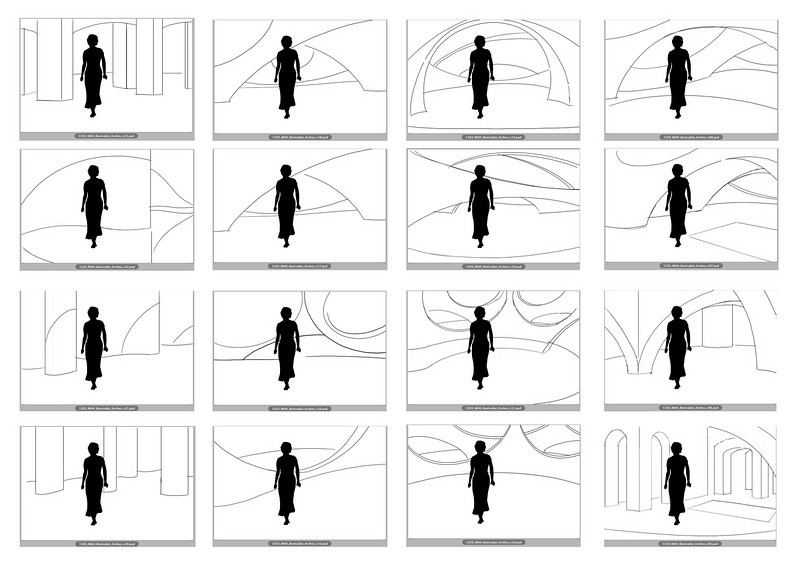 SET DESIGN | Photoshop<br /> Commercial: Boniva