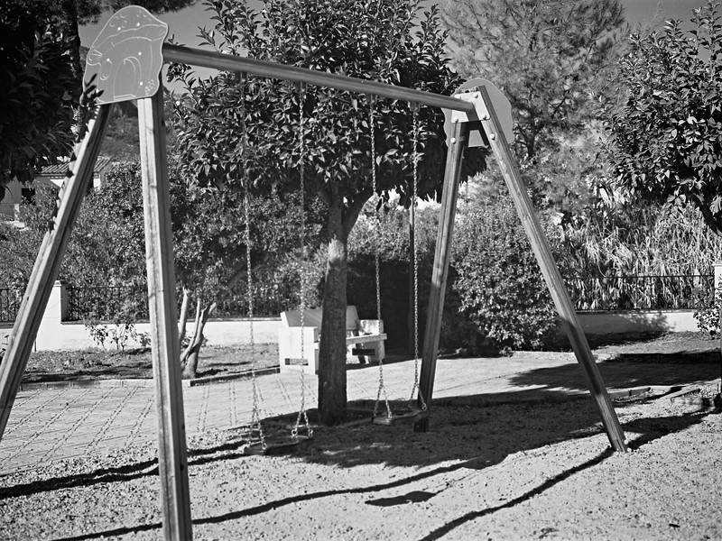 Life is full of swings