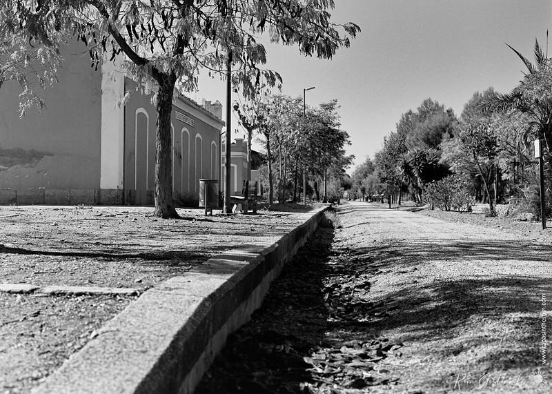 Vía verde del aceite, Estación de Alcaudete
