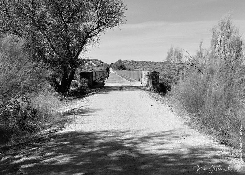 Via Verde - Viaducto Sobre el Arroyo del Higueral
