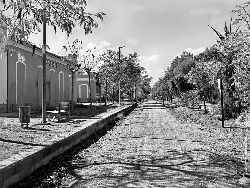 Via Verde del Aceite, Estación de Alcuadete