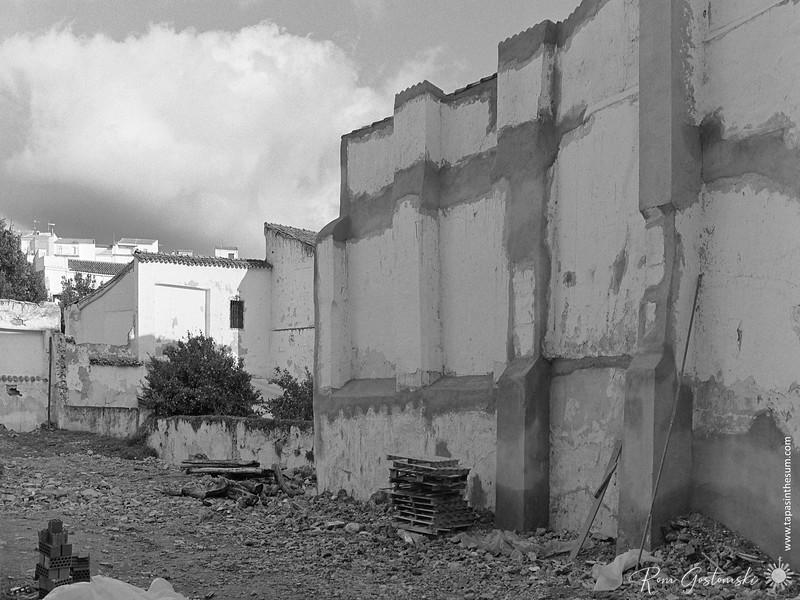 Demolished - awaiting reconstruction