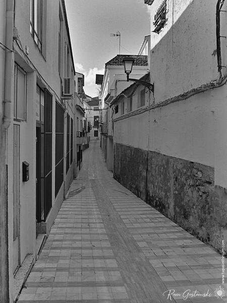 Calle Agua, Alcaudete