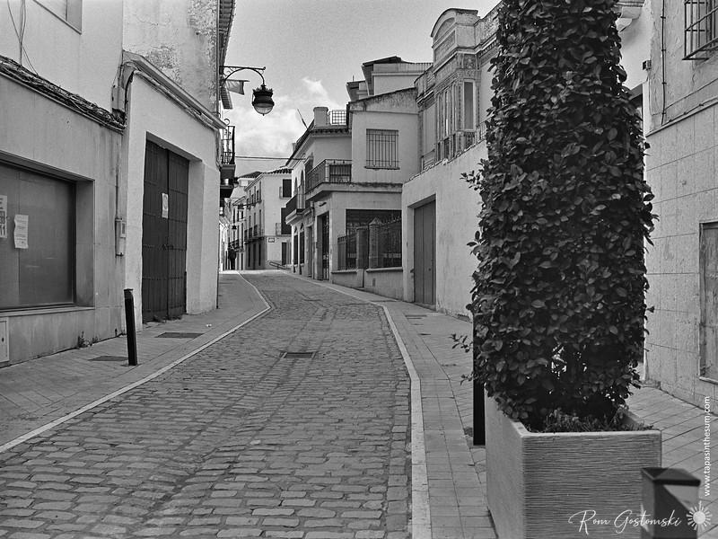 Calle Carmen, Alcaudete