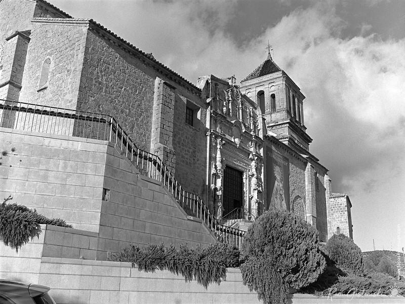 Iglesia de Santa María la Mayor, Alcaudete