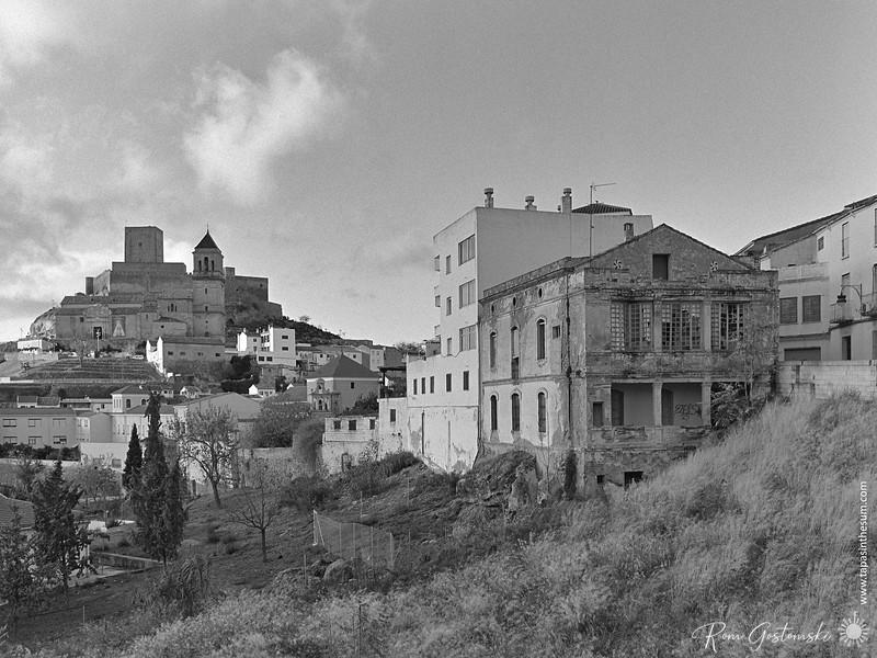 Alcaudete - town view