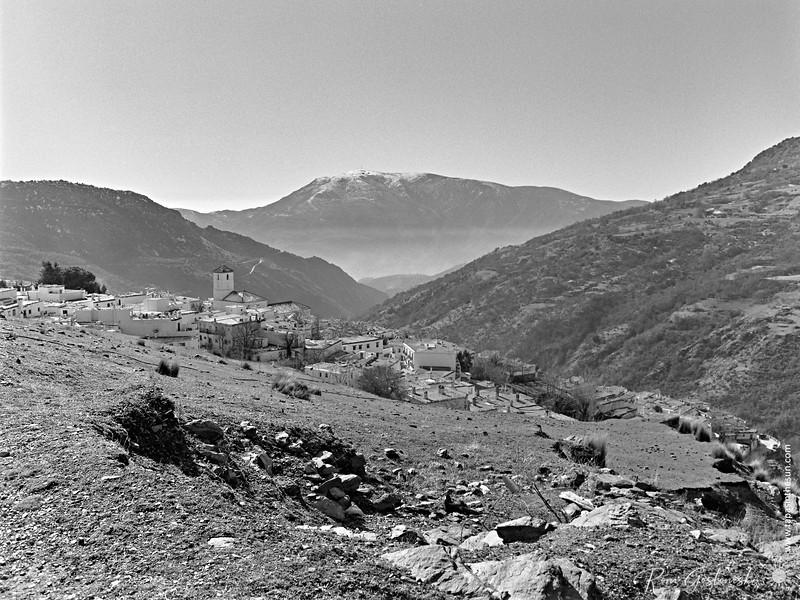 Capileira and the Poquiera valley
