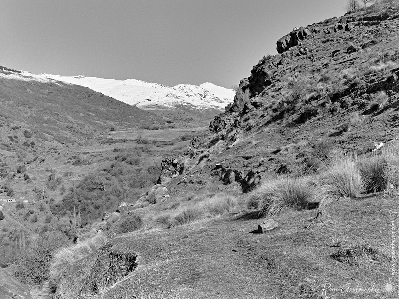 Sierra Nevada near Capileira