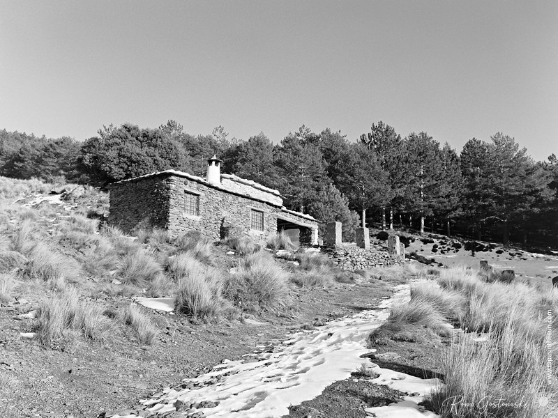 Holiday cottage in the Sierra Nevada