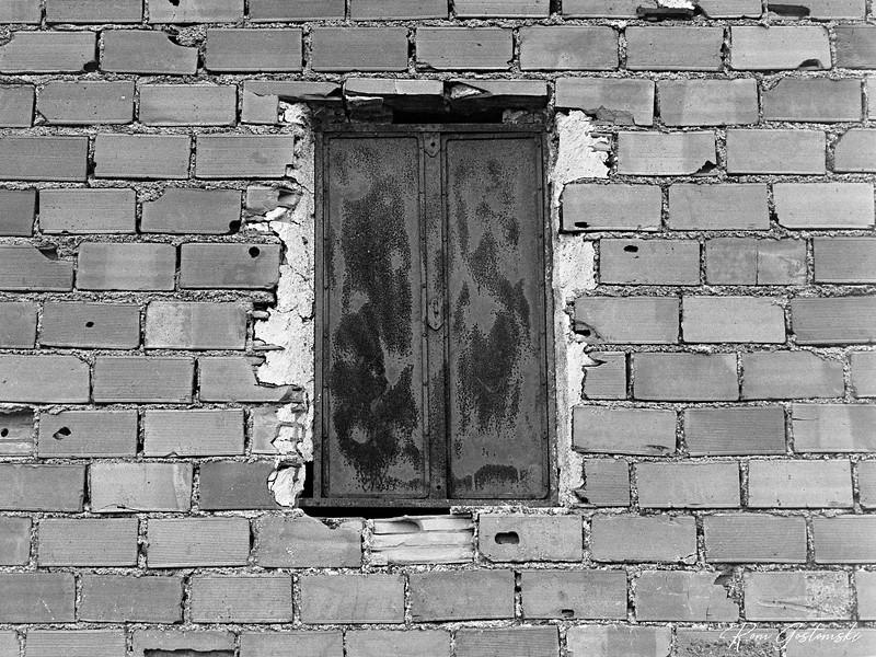 Metal window shutters