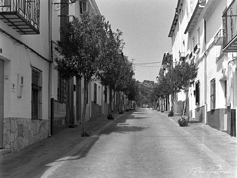 A pretty village street