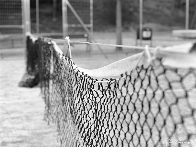 Padel court net