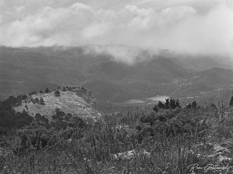 The view from Navazalto