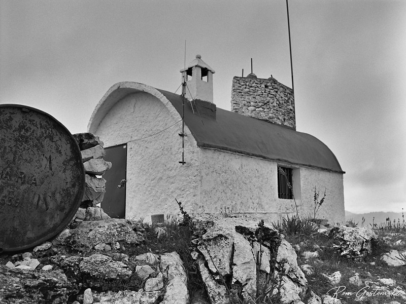 Navazalto fire service guardhouse