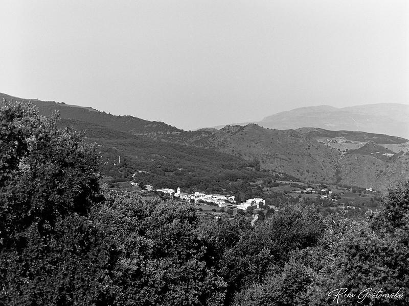 Pórtugos in the Alpujarras