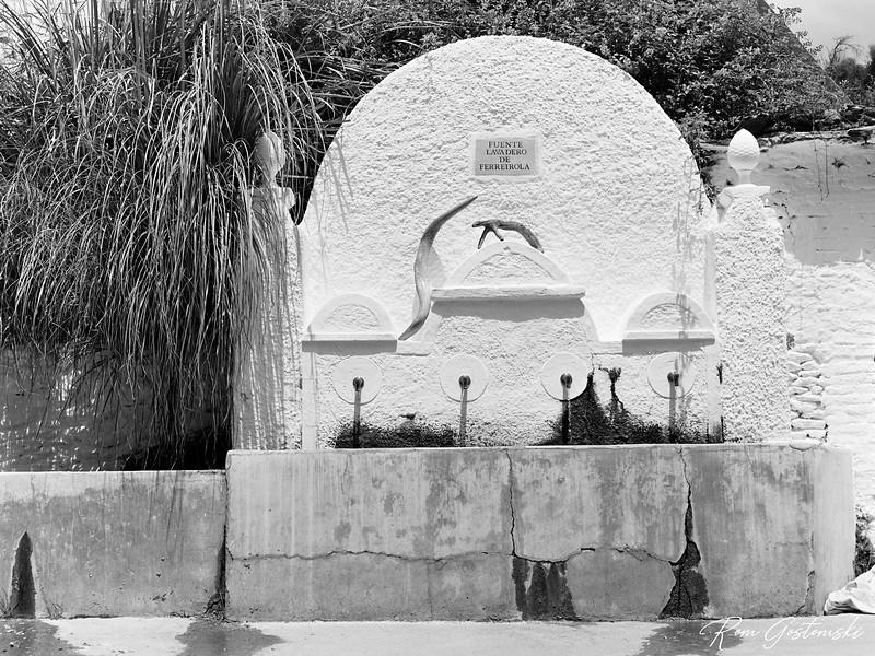 Fuente Lavadero de Ferreirola