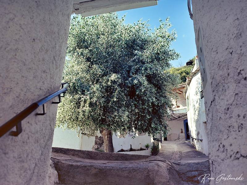 Through the passage - Atalbéitar