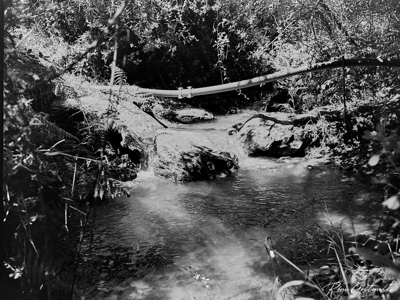 Rio Bermejo near Pitres