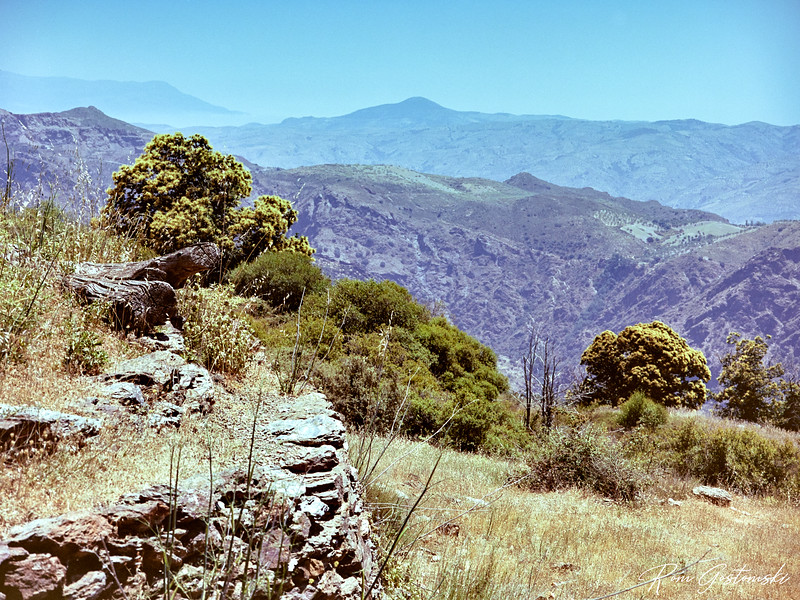 The Alpujarras near Cortijo Prado Toro