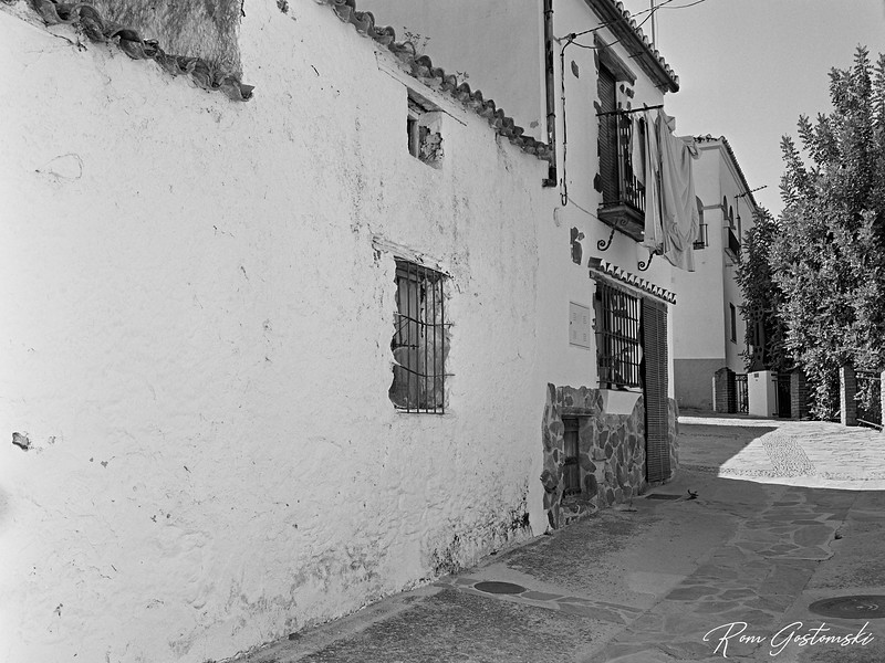 Genalguacil - The little old house.