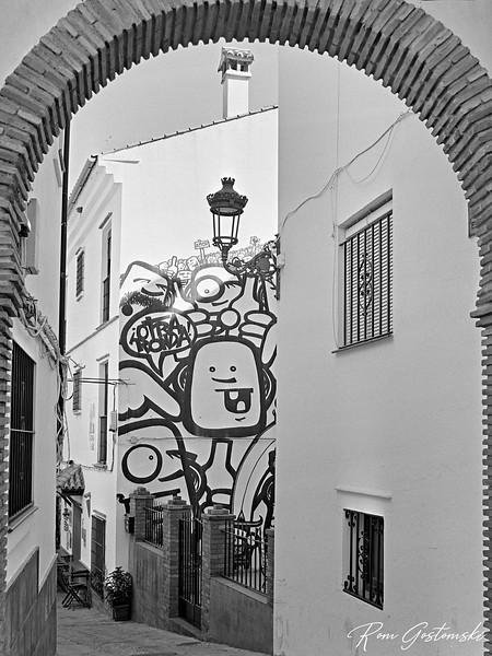 Mural - Genalguacil