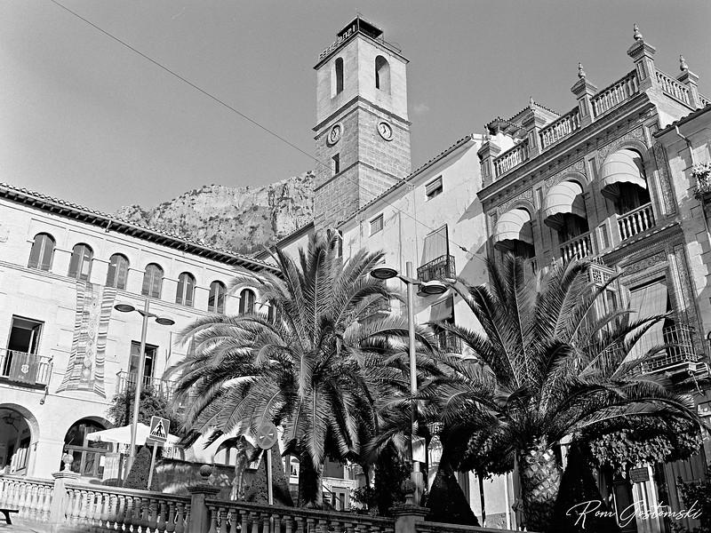 Junta de Andalucía, Plaza de la Corredera, Cazorla