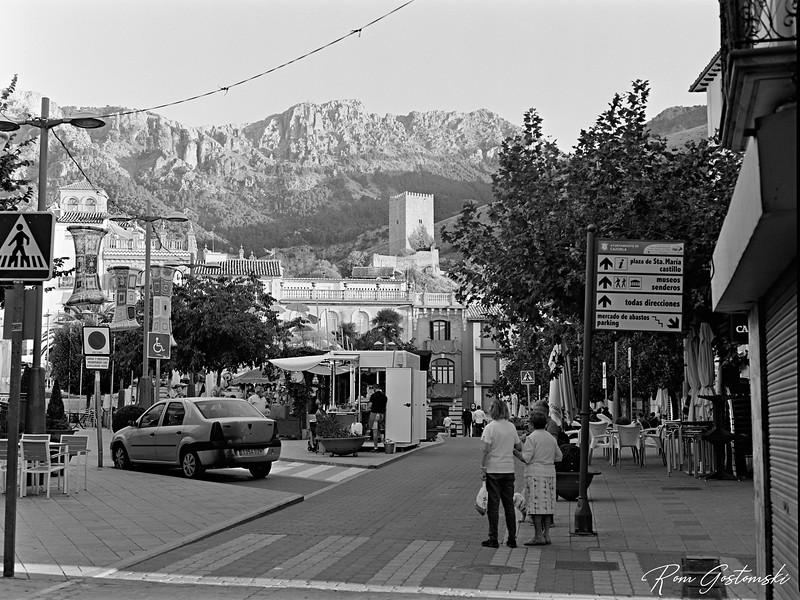 Plaza de la Corredera, Cazorla