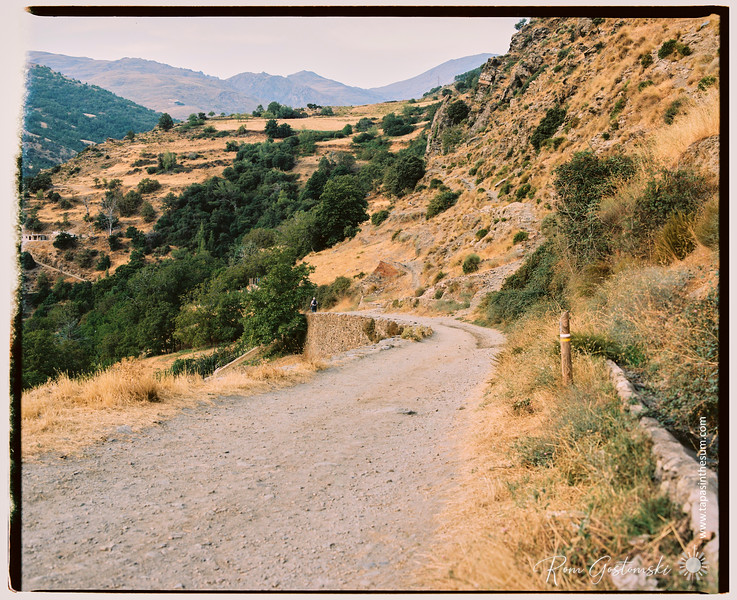 Path in the Alpujarra