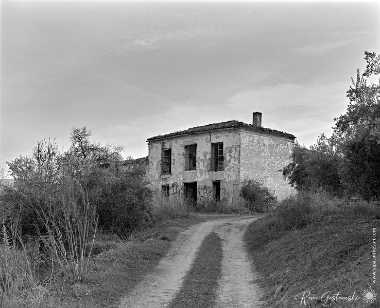 The abandoned cortijo - a forgotten home