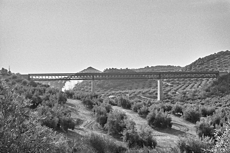 Viaducto Sobre el Arroyo del Higueral