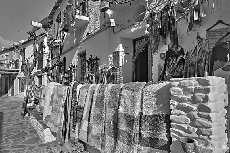 Pampaneira - Alpujarra rugs for sale