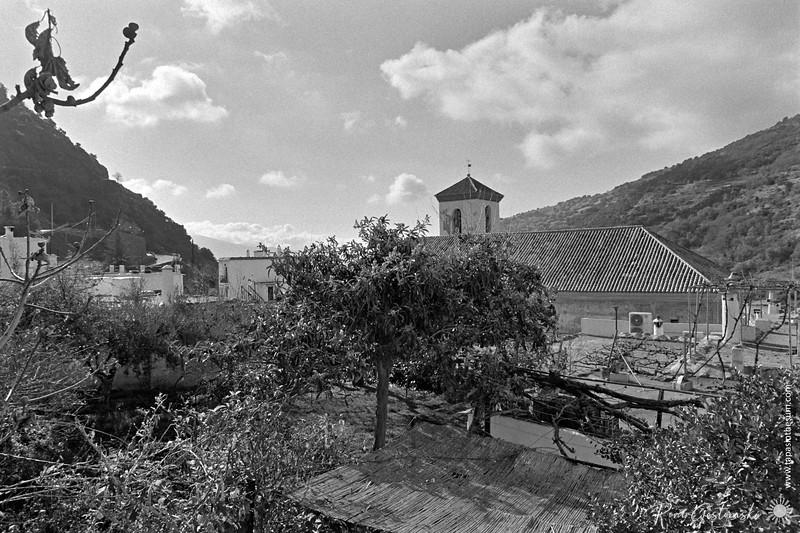 Iglesia de la Santa Cruz - Pampaneira