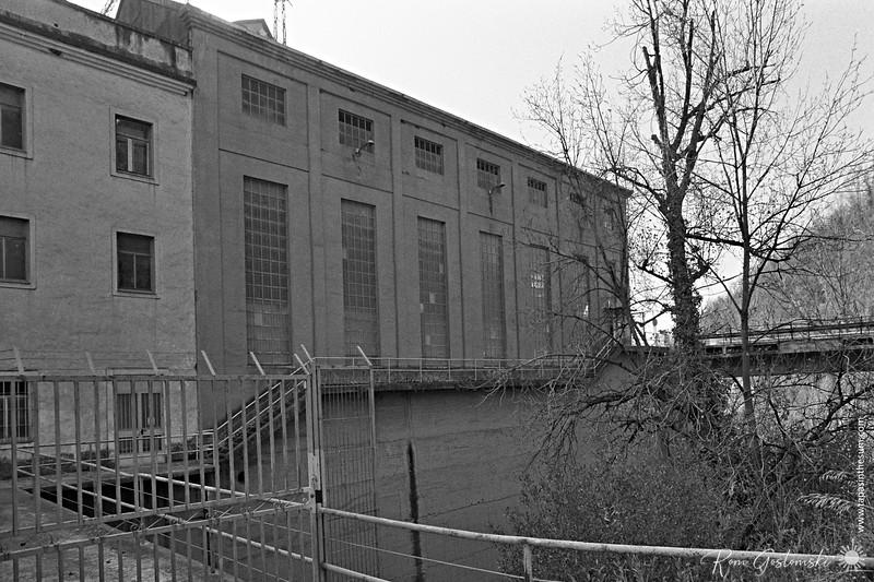 Central Hidroeléctrica De Pampaneira