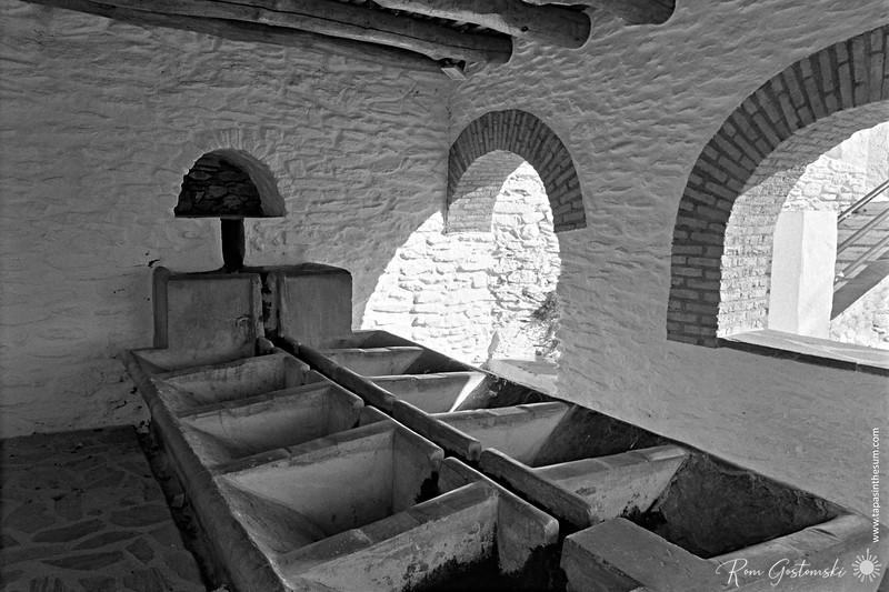 Pampaneira - The lavadero (public wash house)