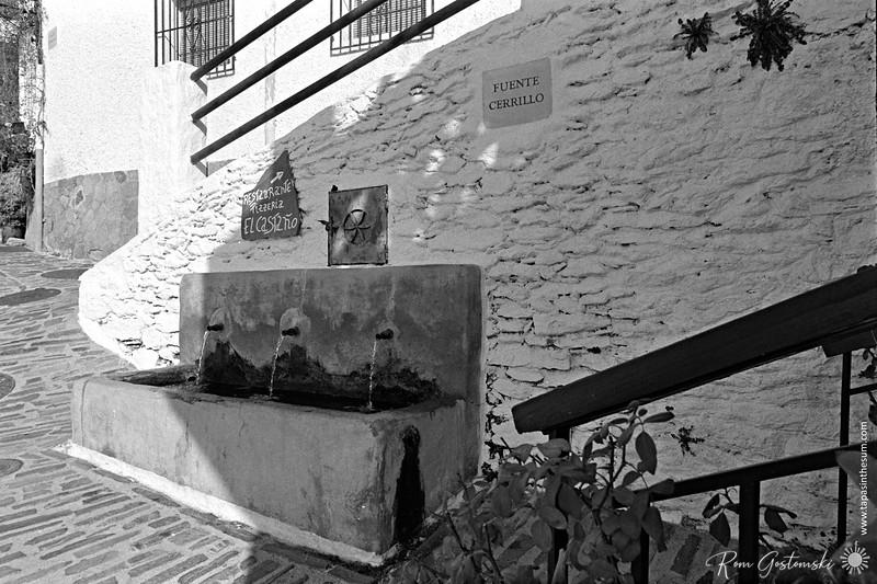 Pampaneira - Fuente Cerrillo