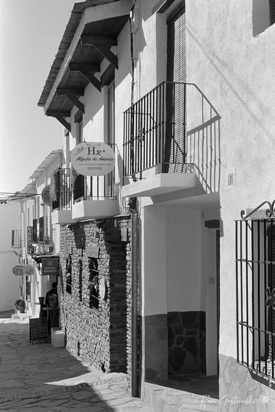 A street in Capileira