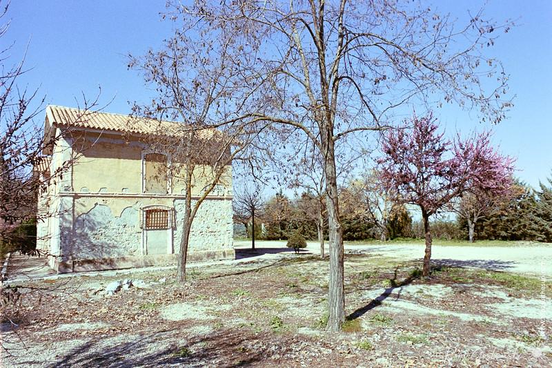 Via Verde - abandoned railway station